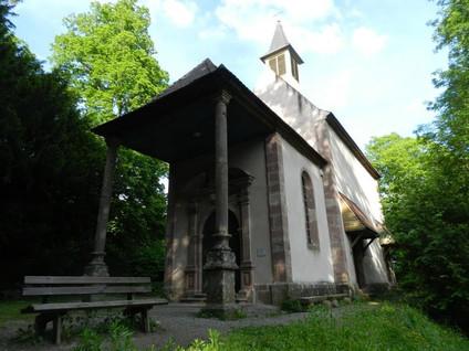 Chapelle de Notre Dame de Lorette