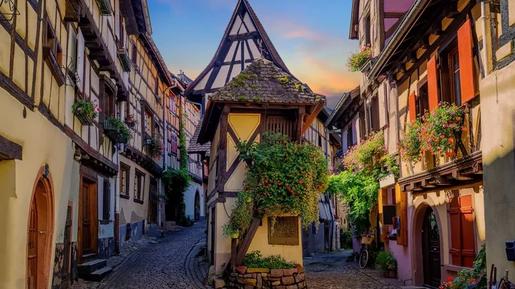Ruelle d'Eguisheim