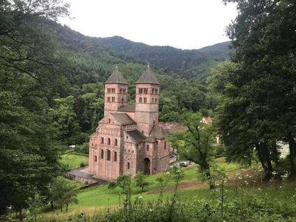 L'Abbaye de Murbach