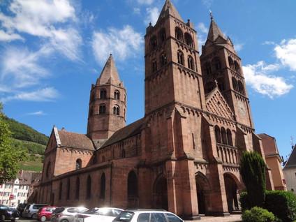 Eglise Saint Leger (Guebwiller)
