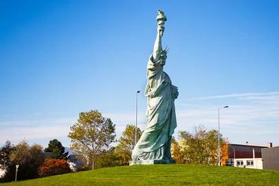 La Statue de la Liberté (Colmar)