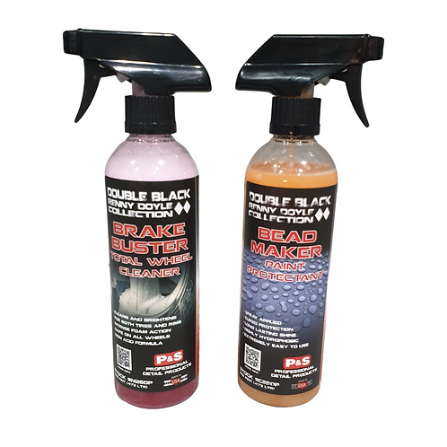 P&S Bead Maker Paint Protectant 16oz  & Brake Buster 16oz Duo