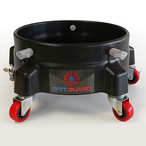 Grit Guard Bucket Dolly Black