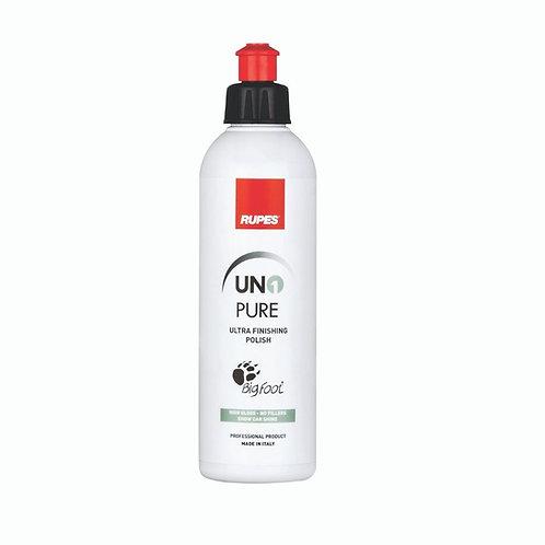 Rupes Uno Pure Ultra-Fine Finishing Polish 250ml