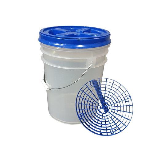 MD Detailing wash bucket kit Blue