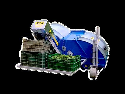 Green Bean Harvester