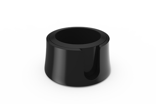 TableCoaster in Jet Black