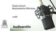 Spisovatelé z PEN klubu natáčejí videa pro své čtenáře   a posluchače v čase koronaviru