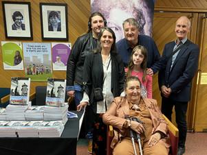 Spisovatelka Jindra Tichá představila v Dunedinu svou novou knihu Prague in my bones