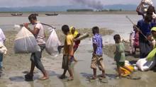 What is happening in Myanmar?