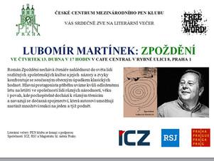 Lubomír Martínek: Zpoždění