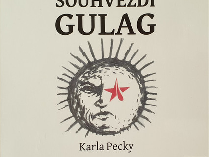 U Černého vola představili audioknihu Souhvězdí Gulag s povídkami Karla Pecky