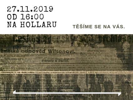 Uvedení knihy Meziválečná česká a slovenská žurnalistika 1918 - 1938