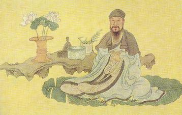 Dopis Po Ťü-iho Jüan Čenovi