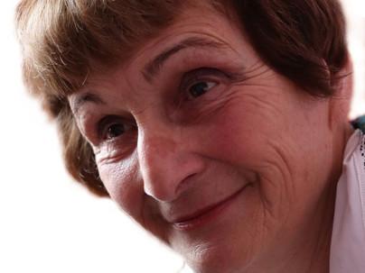 Olga Walló: O výstupu na sopku