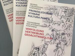 Český PEN klub vydal sborník z mezinárodní konference Pronásledování – Vyhnání – Kultura paměti
