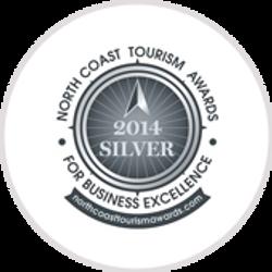 Silver-award-North-coast-Tourism-2014