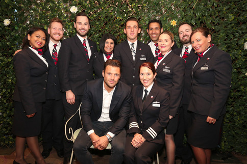 Copy of Celebrity British Airways Charit
