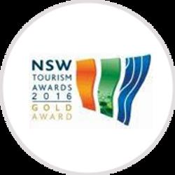 NSWGold Award