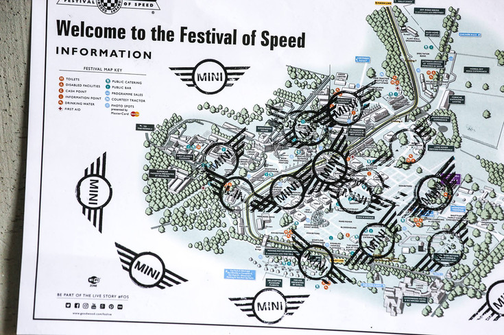 Information leaflet Goodwood Festival of
