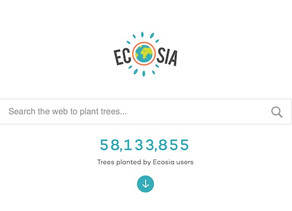 Ecosia - the ethical search engine