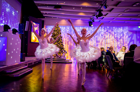 Copy of Ballerina Performance Xmas Party