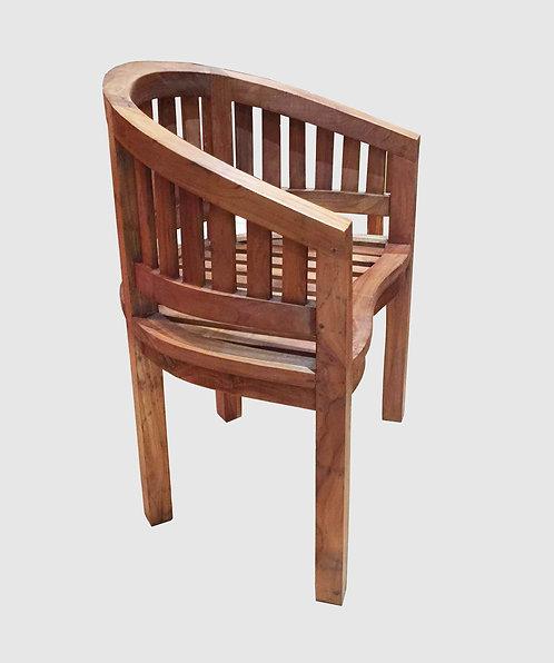 Peanut Chair Teak wood