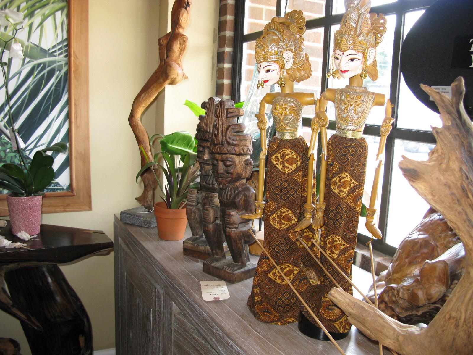 Puppet Wayang Golek