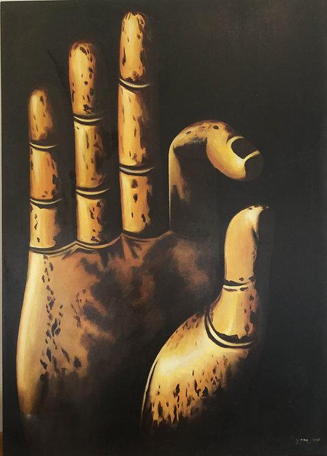 FA007, Budha Hand