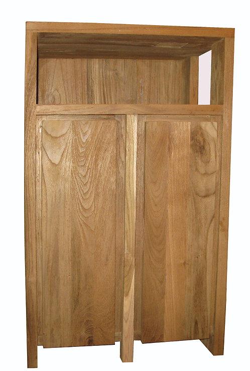 TWC013 , Small cabinet reclaimed teak wood