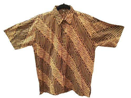 Batik Shirt Casual/Formal.