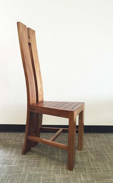 H Chair Teak Wood