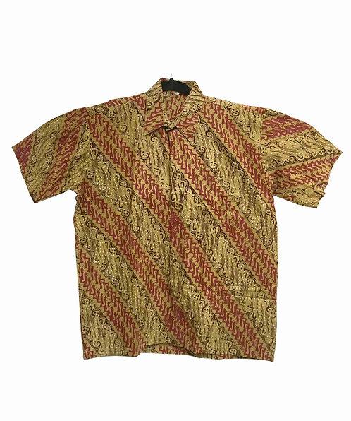 Batik Shirt Casual / Formal.