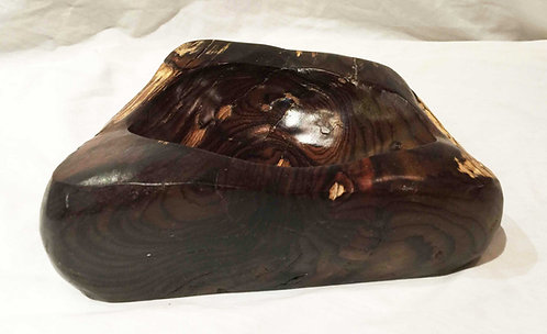 BWR003, Small bowl Rosewood