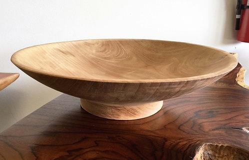BWT038 , Taka teak wood bowl