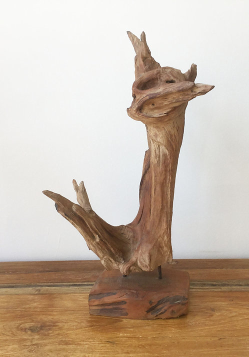 WD014 , Contemporary Driftwood sculpture