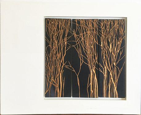 AD005 , The Tree , Art Deco