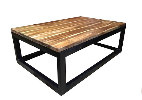 CT004 , Coffee Table With Metal Leg