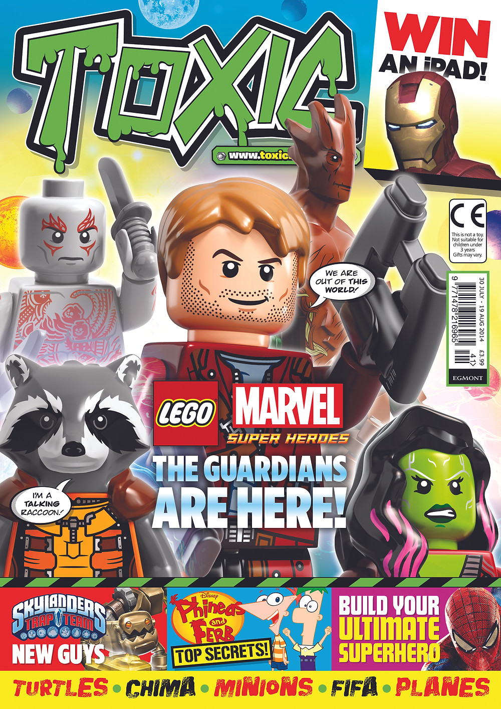 TOXIC, issue 241