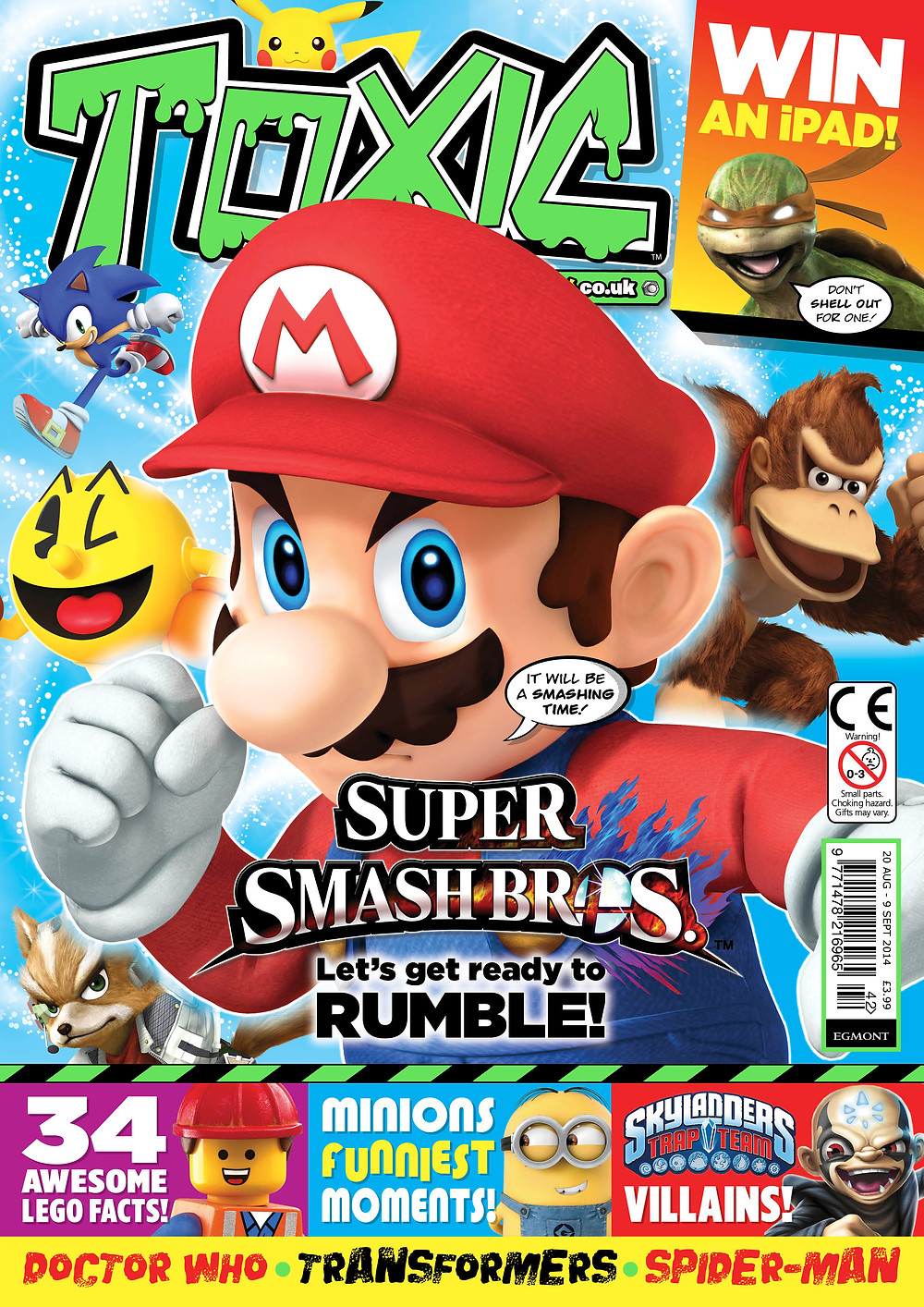 TOXIC issue 242