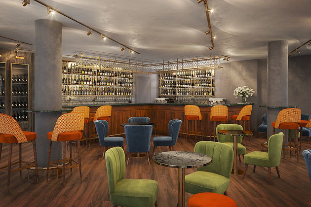 Now open: London has got its first ever prosecco bar - and