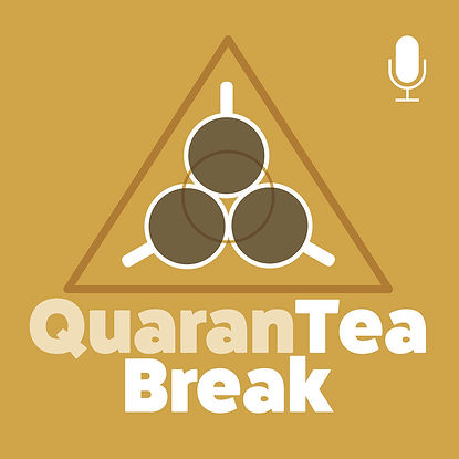 QuaranTea Break logo