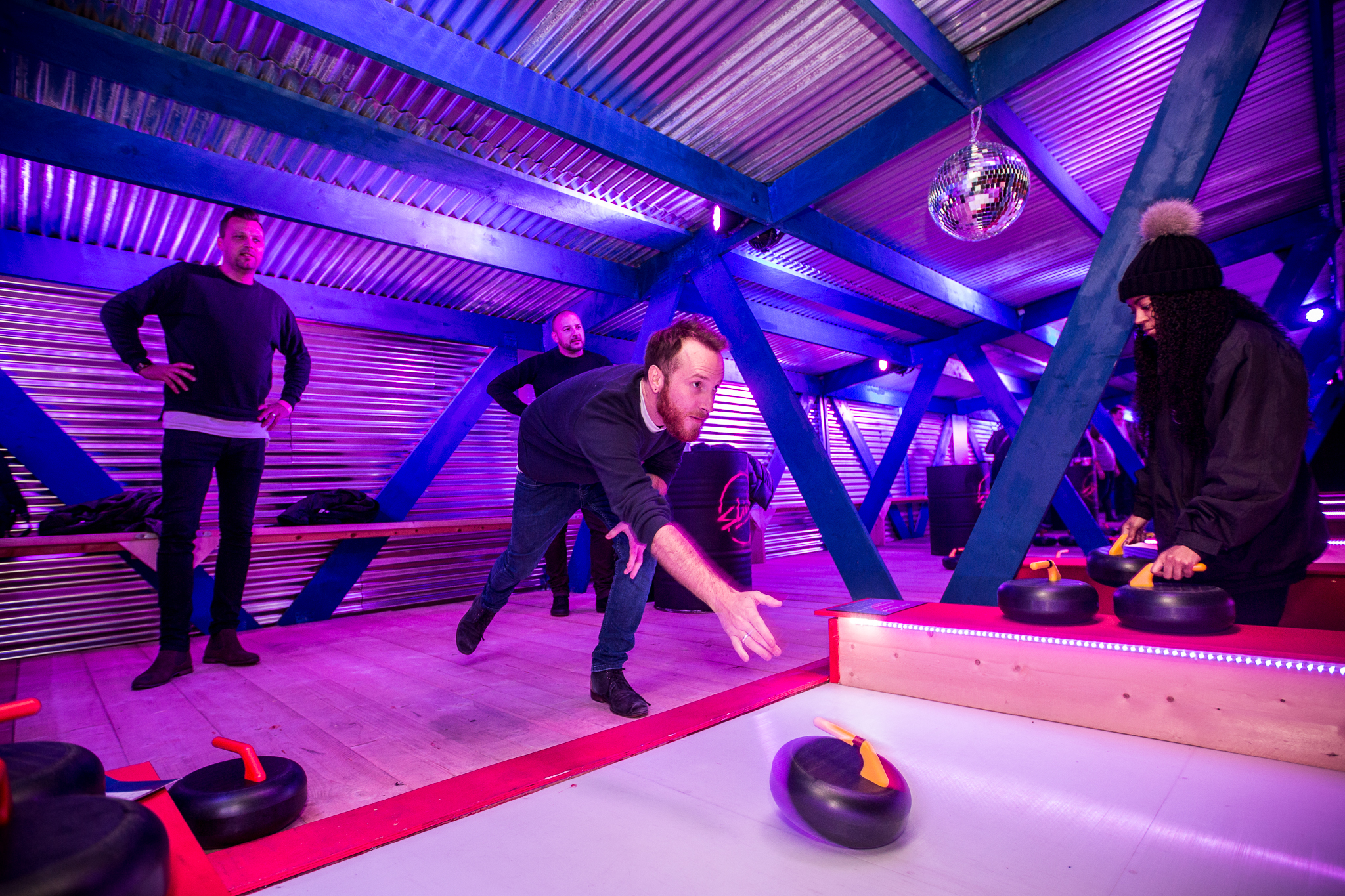 Last Chance: Social Fun & Games Club brings igloos and