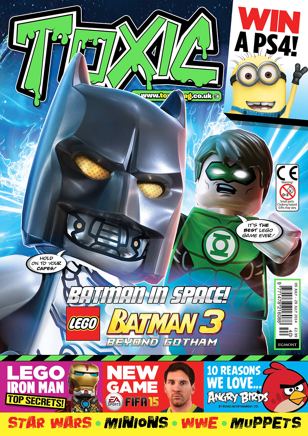 TOXIC issue 240