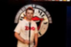 Simon Ward at The Comedy Store
