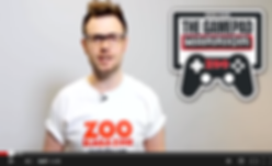 Simon Ward on ZOO's Gamepad Warrior video blog