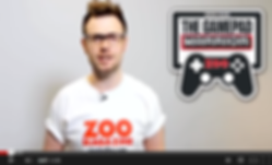 Simon Ward on ZOO's Gamepad Warrior video blog