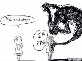 Soffri di Depressione? ... Dai un occhio al video e ricorda che non sei solo... non smettere di lott