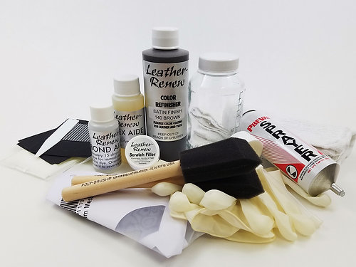 Leather Repair Kits | Leather Dye Kits | Leather Care Products ...
