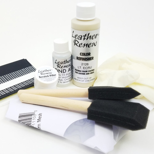 DIY Auto Leather Dye and Repair Kits